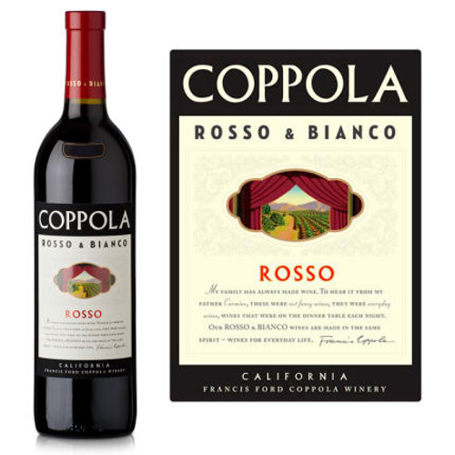 Francis Coppola Rosso Amp Bianco Rosso