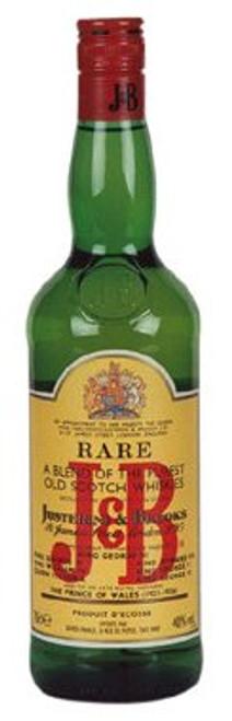 J & B Blended Scotch 750ML