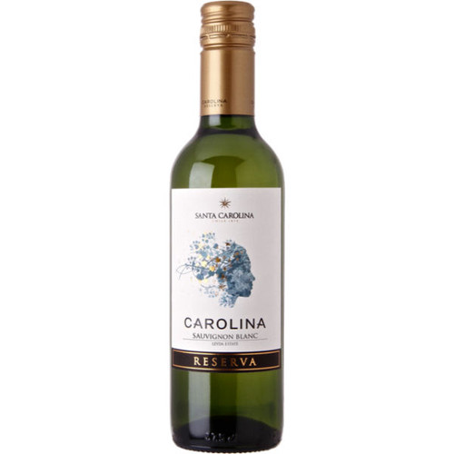 Santa Carolina Reserva Sauvignon Blanc 2015 (Chile) 375ml Half Bottle