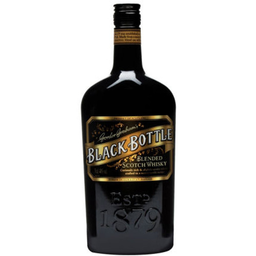 Black Bottle Blended Scotch Whisky 750ML