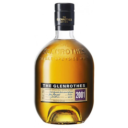 The Glenrothes 1998 Speyside Single Malt Scotch Whisky 750ml