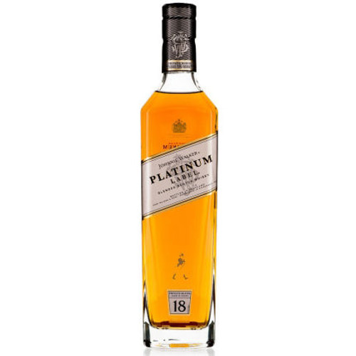 Johnnie Walker Platinum Blended Scotch 750ml