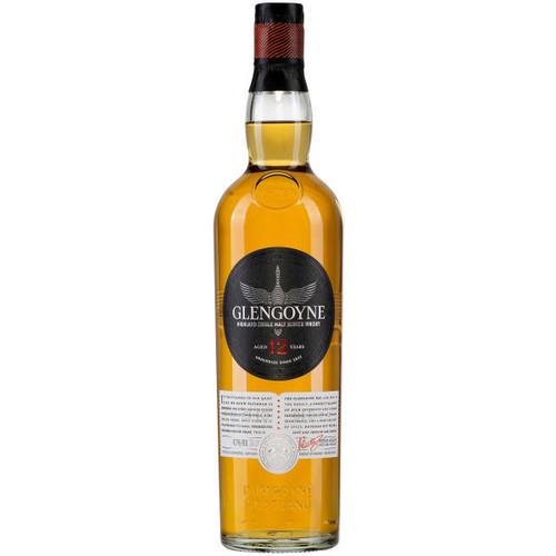 Glengoyne 15 Year Old Highland Single Malt Scotch 750ml