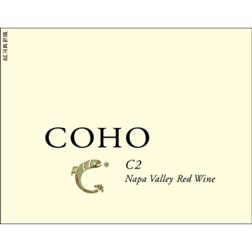 Coho C2 Napa Red Blend
