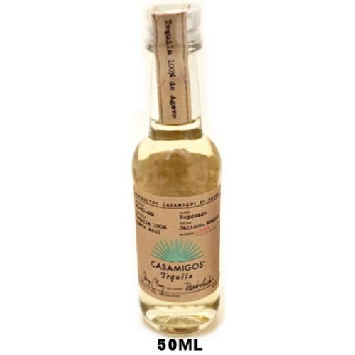 50ml Mini Casamigos Reposado Tequila