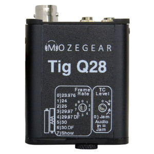Mozegear TIG Q28 BNC out