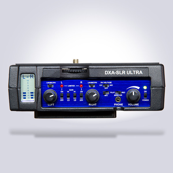 DXA-SLR Ultra with rods