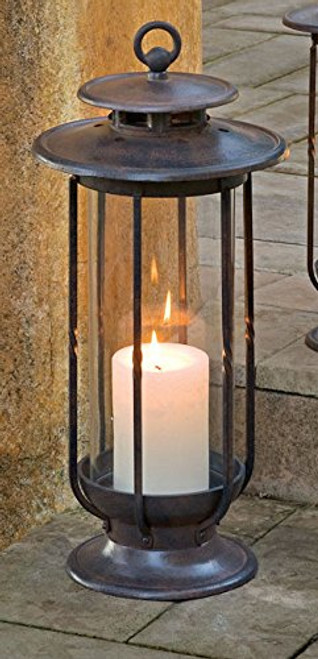 H Potter Large Hurricane Lantern