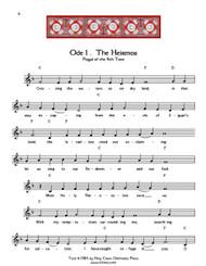 Paraklesis Sheet Music