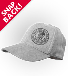 NFP Army Snapback Hat - Gray