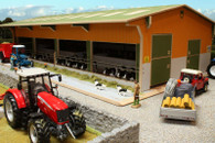 Brushwood Twin Row Cubicle Shed (BT8965)