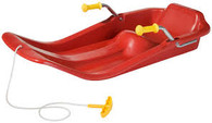 Rolly Jetstar Sledge Red (20027)