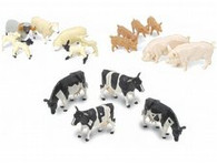Britains 1:32 Mixed Animal Pack (43096A1)
