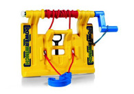 Rolly Yellow Winch with Hook and Rope (40900)
