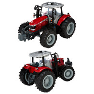 Britains Big Farm Massey Ferguson 6613 Tractor (43078A1)