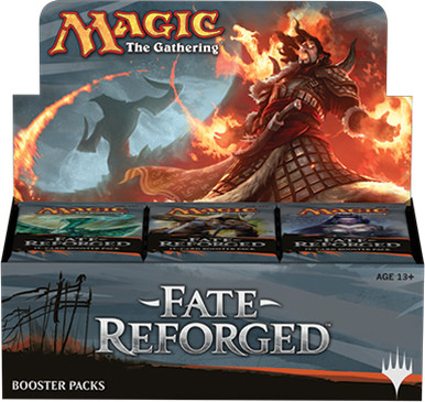 Picture of Mtg Fate Reforged Booster Box