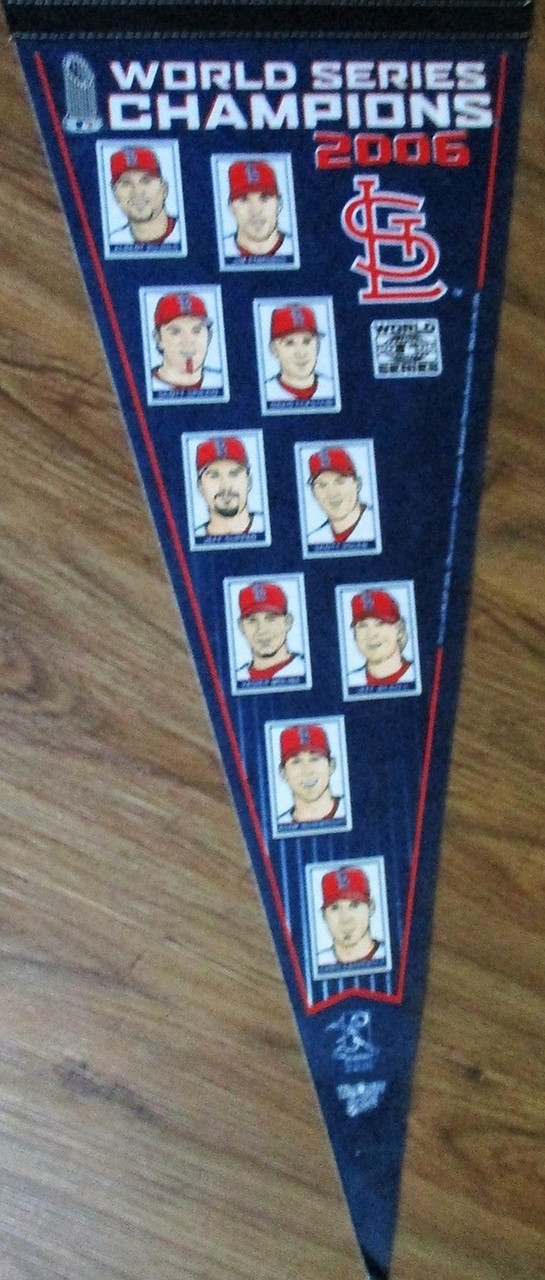 Wincraft st louis cardinals 2006 world series champions for Craft stores st louis