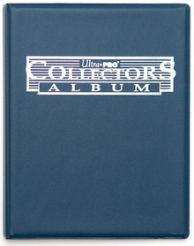 9-Pocket Ultra Pro Collectors Album Binder