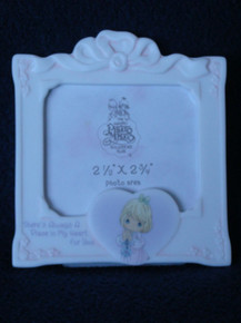 """Precious Moments """"There's Always A Place In My Heart For You"""" Photo Frame"""