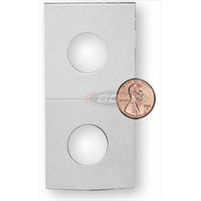 BCW Paper Flips 2X2 - Penny (100 Ct.)