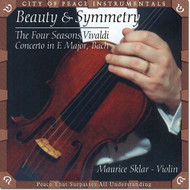 Beauty and Symmetry - Instrumental -- by Maurice Sklar