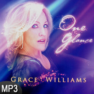 MP3 Music (DOWNLOAD ITEM) - One Glance -- by Grace Williams