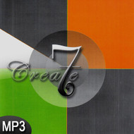 MP3 Music (DOWNLOAD ITEM) - Create: 7 -- by Winds of Fire