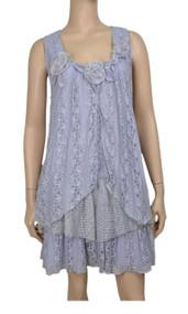 pretty angel Purple Lace Dress