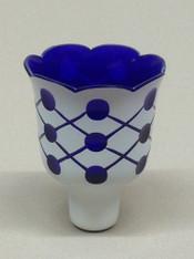 Votive Glass #10