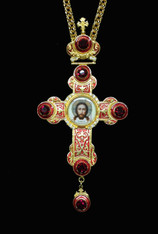 Jeweled Cross #28
