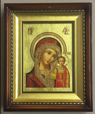 Kazan Icon #6 (Silkscreen)