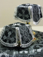 Aer and Chalice Veil Set - Black #4