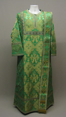Deacon's Vestments: Green #3 - 48 / 150
