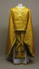 Greek Priest's Vestments: Gold #11 - 52/150