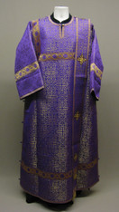 Deacon's Vestments: Purple #5 - 50-52 / 150