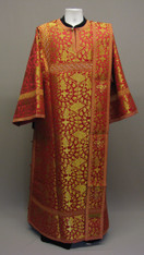 Deacon's Vestments: Red #9 - 52-54 / 150