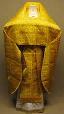 Russian Priest's Vestments: Gold #14 - 50-52 / 150