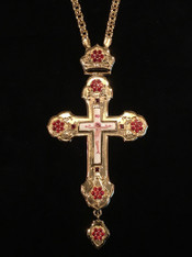 Jeweled Cross #35