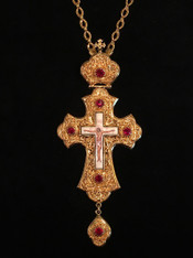 Jeweled Cross #38