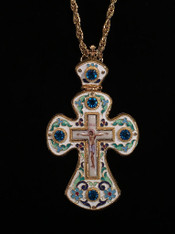 Jeweled Cross #39