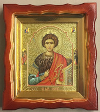 St. George Icon (Mounted)