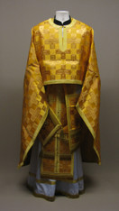 Greek Priest's Vestments: Gold #13 - 56/160