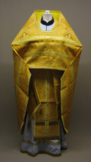 Russian Priest's Vestments: Gold #15 - 58 / 155