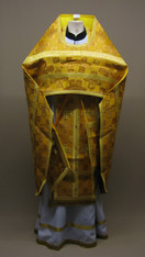 Russian Priest's Vestments: Gold #17 -  56 / 150