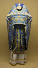 Russian Priest's Vestments: Blue #16 - 52 /150
