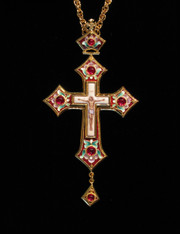 Jeweled Cross #14