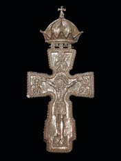 Jeweled Cross #19