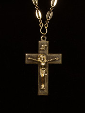 Gold Pectoral Cross #7