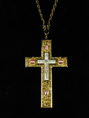 Jeweled Cross #05