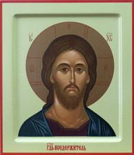 Saviour Icon #04 (Silkscreen)